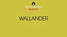 Masterpiece Mystery! Wallander
